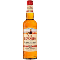 Віскі Sir Edward`s 1л в коробці