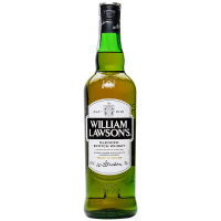 Віскі William Lawsons 40% 1л