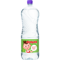 Вода Аквуля негазована 2л