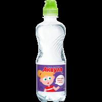 Вода Аквуля (спорт) негазована 0,5л