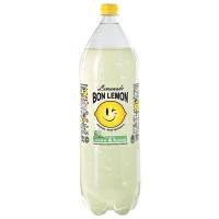 Вода Bon Lemon Лимонад зі смаком лай-бузина 2л