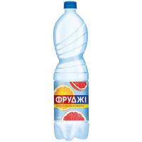 Вода Фруджі смак апельсина та грейпфрута 1,5л