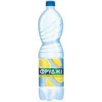 Вода Фруджі смак лимона 1,5л