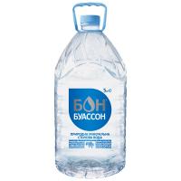 Вода мінеральна Bon Boisson негазована 5л