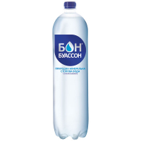 Вода Бон Буассон сильногазована пет 1,5л