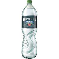 Вода мінеральна Buvette 7 с/г 1,5л
