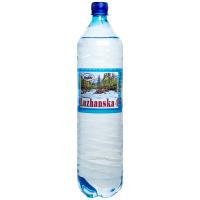 Вода мінеральна Лужанська-4 Маргіт 1,5л