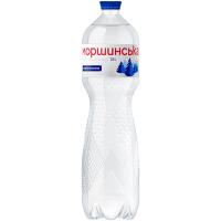 Вода мінеральна Моршинська газ. 1.5л