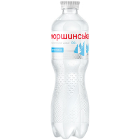 Вода мінеральна Моршинська н/г 0.5л