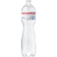Вода мінеральна Моршинська н/г 1.5л