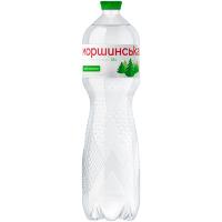 Вода мінеральна Моршинська с/г 1.5л