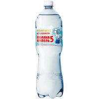 Вода мінеральна Поляна Купель-5 1.5л
