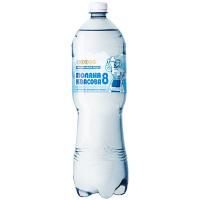 Вода мінеральна Поляна Квасова 1,5л