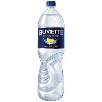 Вода Buvette мінеральна зі смаком лимону слабогаз 1,5л