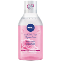 Вода Nivea міцелярна Make-Up Expert+рожева вода 400мл