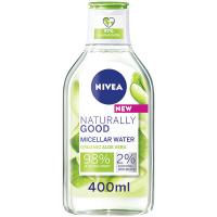 Вода Nivea Naturally good міцелярна 400мл