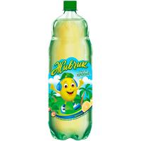 Вода Оболонь Живчик Лимон 1л