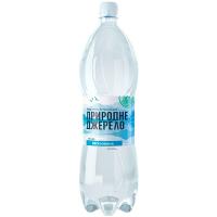 Вода питна Природне Джерело негазована пет 1,5л