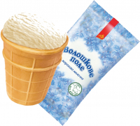 Морозиво Ажур Волошкове поле молочне 70г