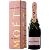 Шампанське Moet&Chandon Rose Imperial 0.75л х2
