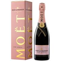 Шампанське Moet&Chandon Rose Imperial 0.75л х2