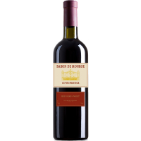 Винo Baron de Monroe Red Semi-sweet 0,75л