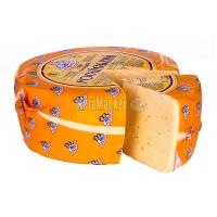 Сир ММ Російський 50% Добряна ваговий/кг
