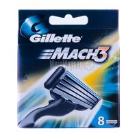 Касети змінні Gillette Mach3 8шт.