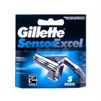 Касети змінні Gillette Sensor Excel 5шт. х10