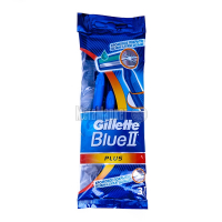 Бритва Gillette Blue II одноразова 3шт.