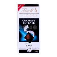 Шоколад Lindt Excellence з кокосом 100г х20