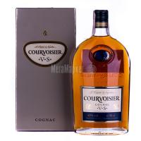 Коньяк Courvoisier VS 0.5л х2