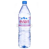 Вода мінеральна Evian н/г 1,5л х6