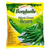 Квасоля Bonduelle зелена стручк. заморож. ціла 400гр х15