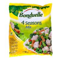 Суміш Bonduelle 4 пори року овочева 400гр х15
