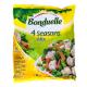 Суміш Bonduelle 4 пори року овочева заморожений продукт 400г