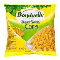 Кукурудза Bonduelle у зернах заморожений продукт 400г