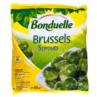 Капуста Bonduelle Брюссельська заморожений продукт 400г