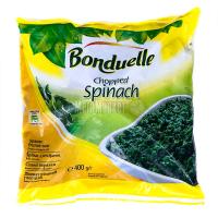 Шпинат Bonduelle різаний у порціях 400г х6
