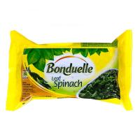 Шпинат Bonduelle листя заморожене 400г х16