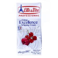 Вершки Elle&Vire кондитерські 35,1% 1л х12