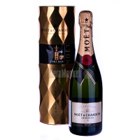 Шампанське Moet&Chandon Champagne Imperial 0.75л тубус х3