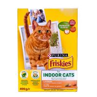 Корм Friskies для домашніх котів 400гх6