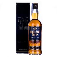 Віскі Highland Queen 40% 12 років 0,75л х2