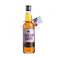 Віскі Highland Queen 40% 0,5л х2