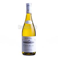 Вино Domaine du Colombier Chablis 0,75л x2