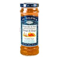 Джем St.Dalfour апельсин і імбир 284г
