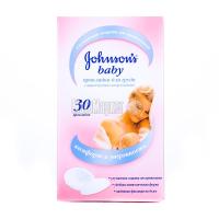 Прокладки Johnson`s baby д/груди 30шт х6