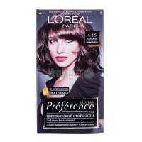 Фарба для волосся LOreal Recital Preference 4,15