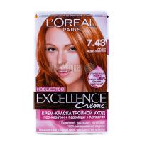 Фарба для волосся LOreal Excellence 743